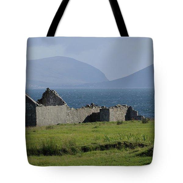 Claggan Island Tote Bag