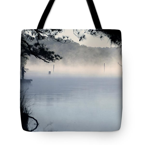 Calm Day Tote Bag