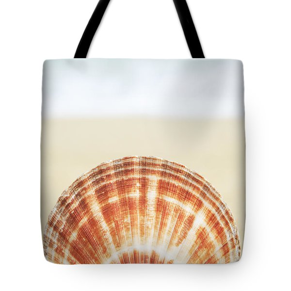 Clam Shell Tote Bag by Brandon Tabiolo - Printscapes