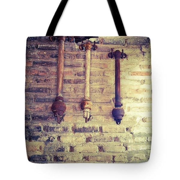 Clappers Tote Bag