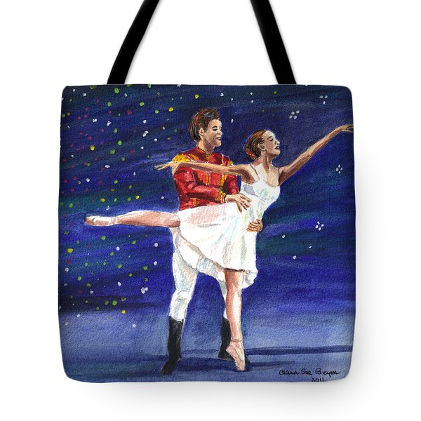 Clara's Nutcracker Tote Bag