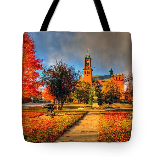 Claremont Center 234 Tote Bag