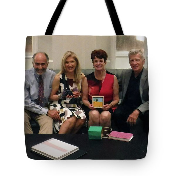 Claremont Reunion Tote Bag