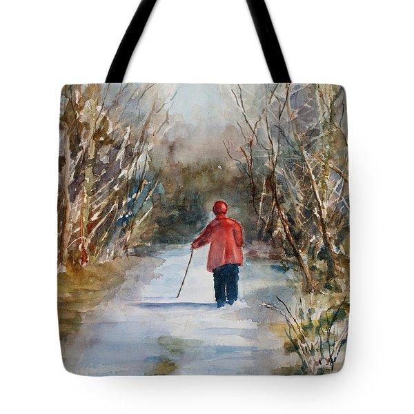 Clare's Lane Tote Bag
