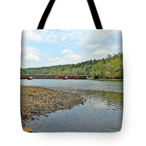 Clarion River Tote Bag