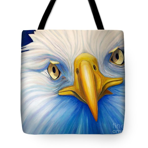 Clarity Tote Bag by Brian  Commerford