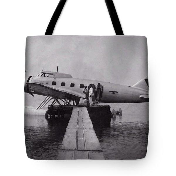 Clark Ga-43 Tote Bag