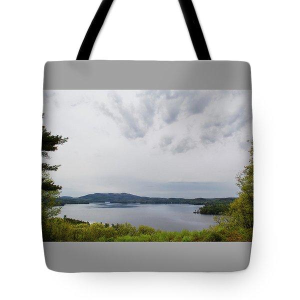 Clark Lookout Tote Bag
