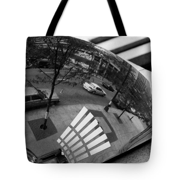 Clark Street Tote Bag