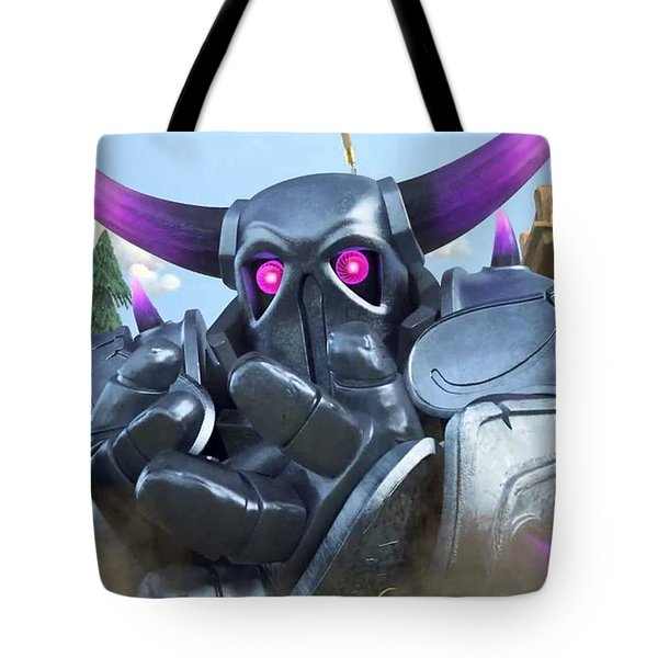 Clash Of Clans Hack Tote Bag by Coc Hack