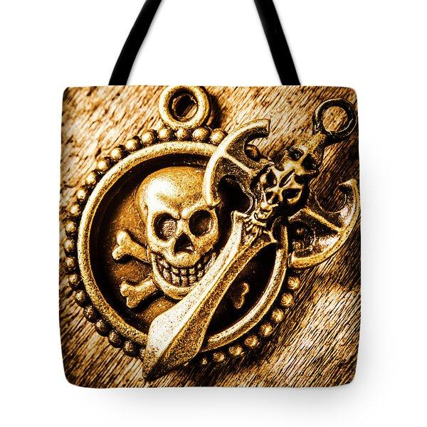 Clash Of The Dead Tote Bag