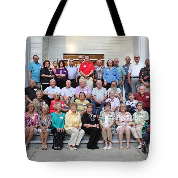 Class Of 1965 Greensboro High School Tote Bag