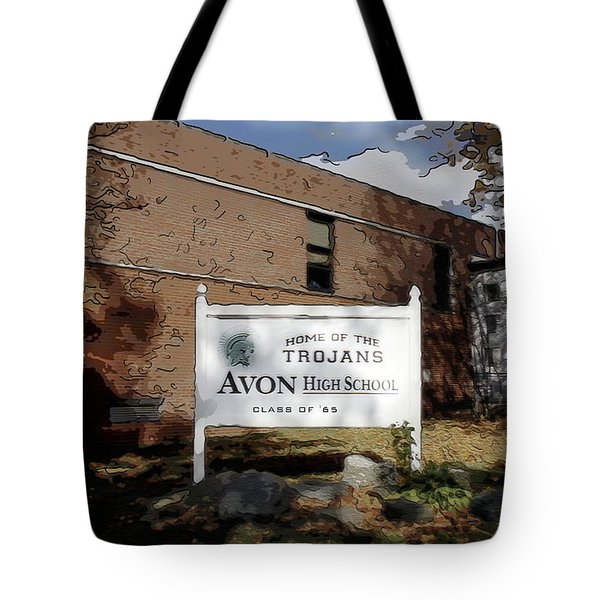 Class Of 65 Tote Bag