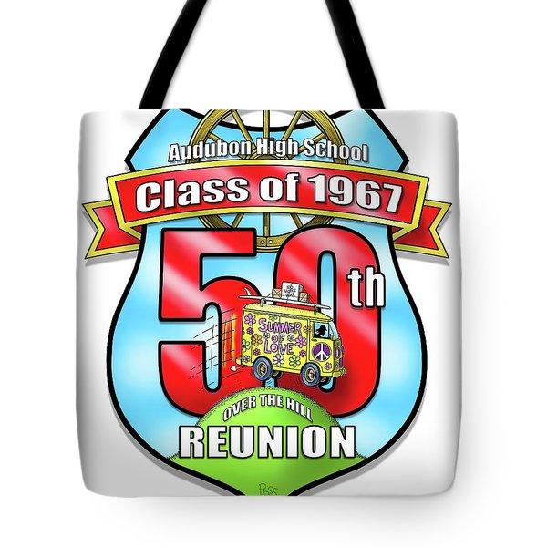 Class Of 67 Tote Bag