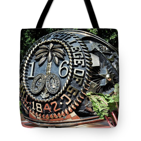 Class Ring Tote Bag