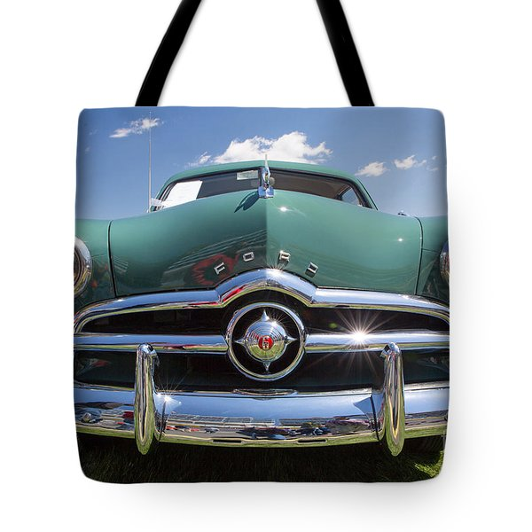 Classic 1949 Ford Tote Bag