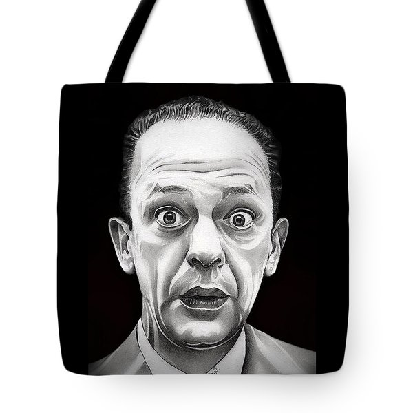 Classic Barney Fife Tote Bag by Fred Larucci