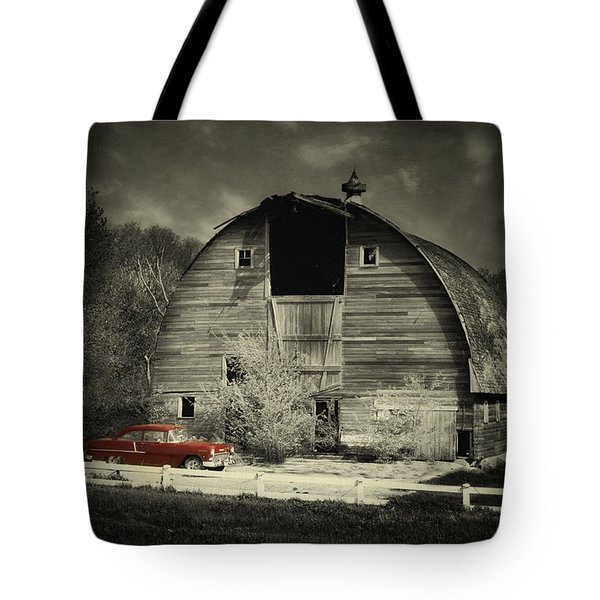 Tote Bag featuring the photograph Classic Chevrolet  by Julie Hamilton