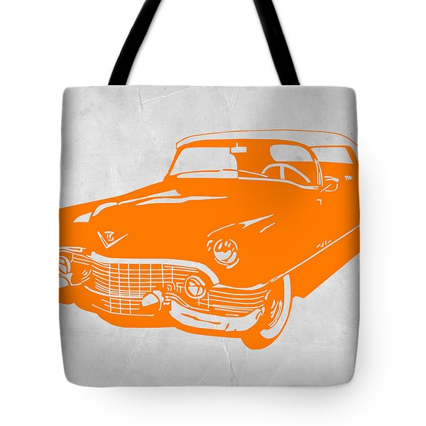 Classic Chevy Tote Bag by Naxart Studio