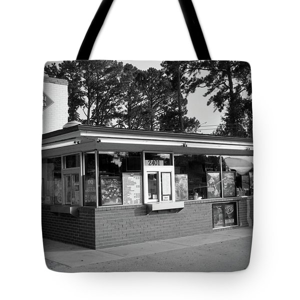 Classic Dairy Queen Tote Bag
