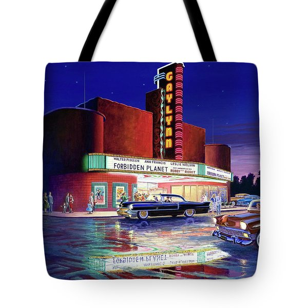 Classic Debut -  The Gaylynn Theatre Tote Bag