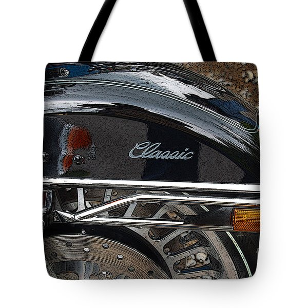 Classic  Tote Bag by Diane E Berry