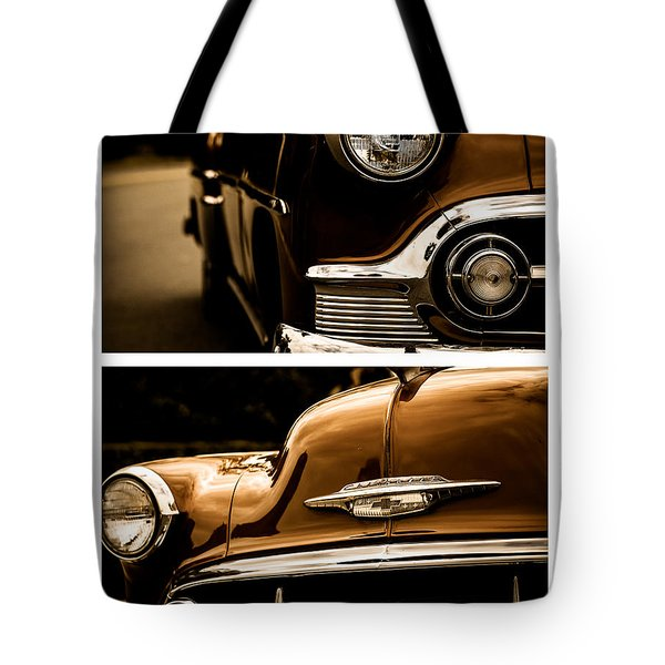 Classic Duo 3 Tote Bag by Ryan Weddle