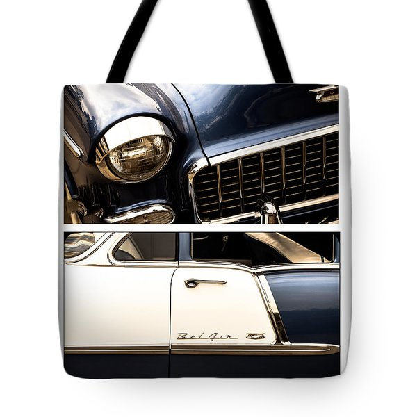 Classic Duo 5 Tote Bag by Ryan Weddle