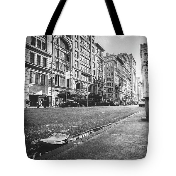Classic During My Time Tote Bag