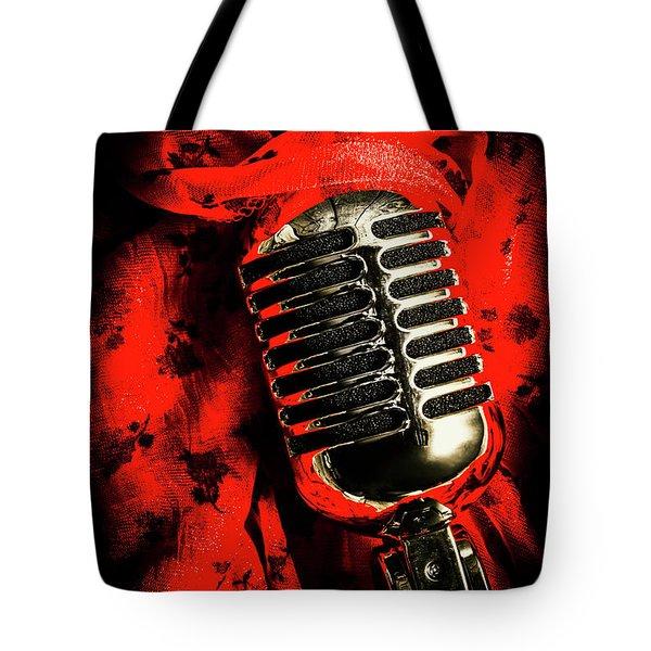 Classic Evening Cabaret  Tote Bag