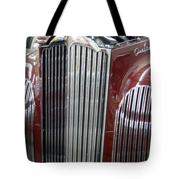 Classic Grille Tote Bag