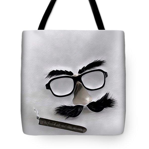 Classic Groucho Tote Bag