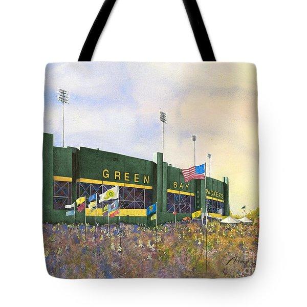 Classic Lambeau Tote Bag