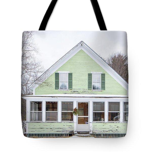 Classic New Englander Home Tote Bag