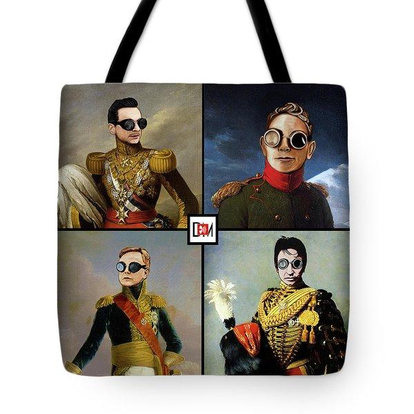 Classic Paint 101 Parody Tote Bag