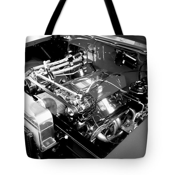 Classic Power Tote Bag