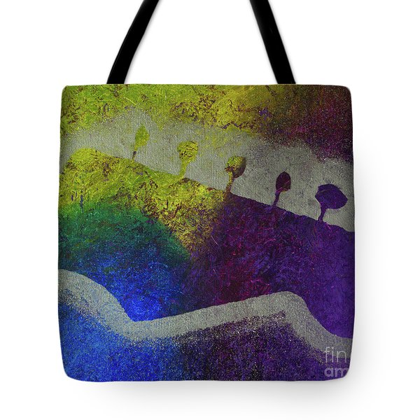 Classic Rock Tote Bag by Melissa Goodrich