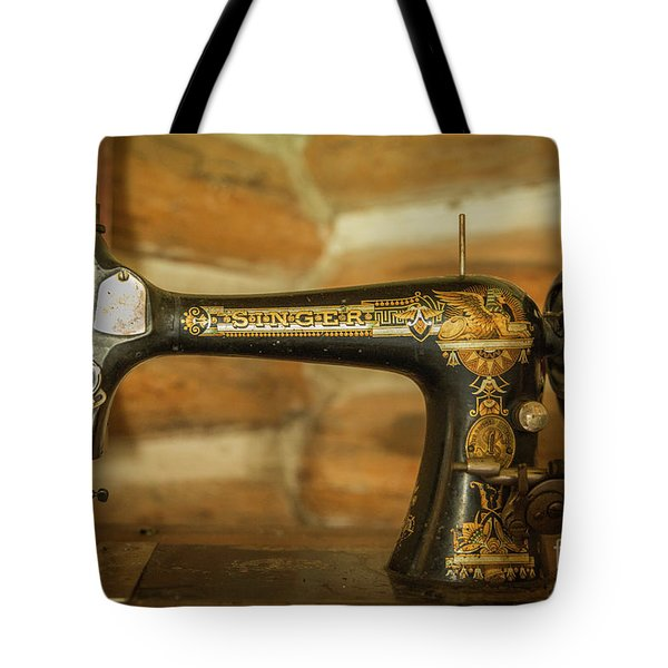Classic Singer Human Interest Art By Kaylyn Franks Tote Bag
