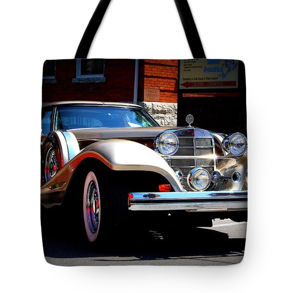 Classic Streets Tote Bag