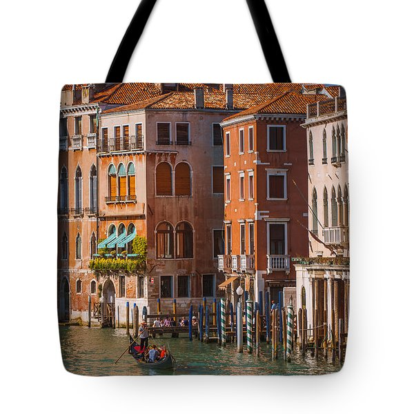 Classic Venice Tote Bag