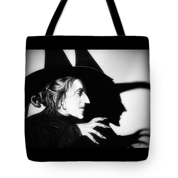 Classic Wicked Witch Of The West Tote Bag