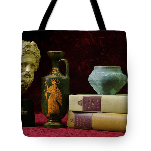 Classical Greece Tote Bag