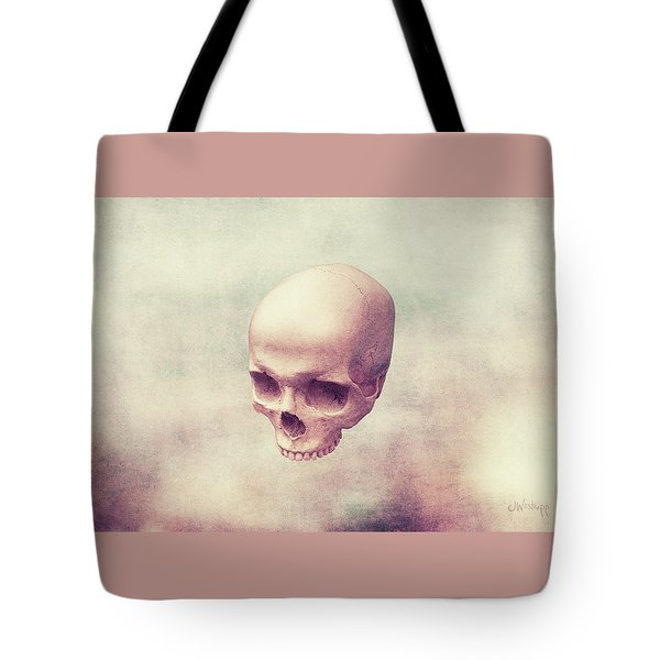 Tote Bag featuring the digital art Classical Levity by Joseph Westrupp