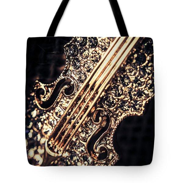 Classical Performing Art Tote Bag