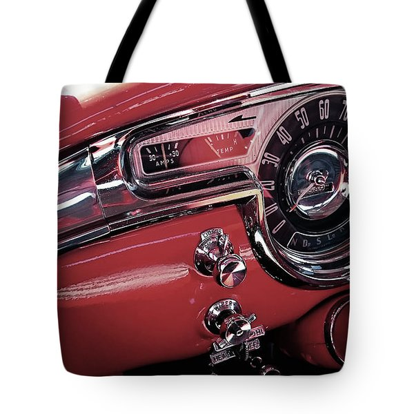 Classics Dashboard Tote Bag