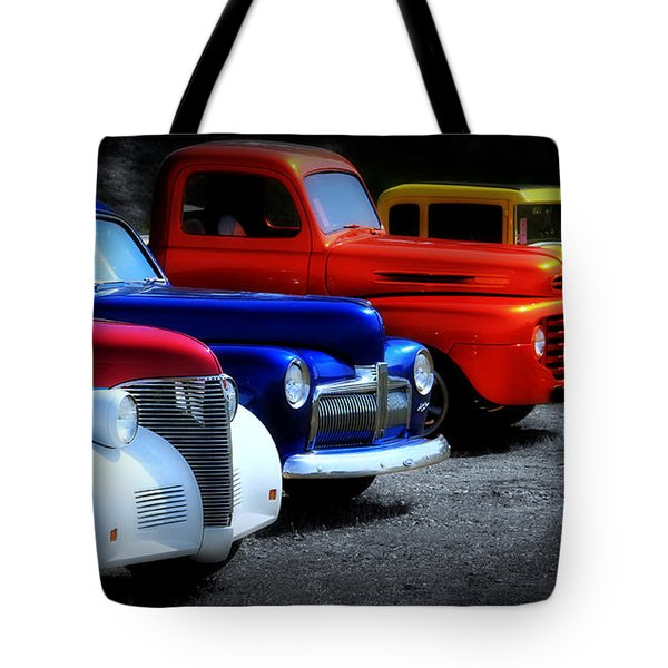 Classics Tote Bag by Perry Webster