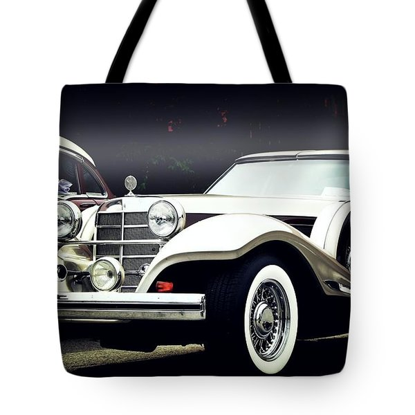 Tote Bag featuring the photograph Classy... by Al Fritz