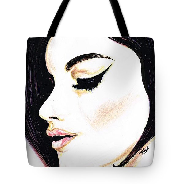 Classy Lady Tote Bag