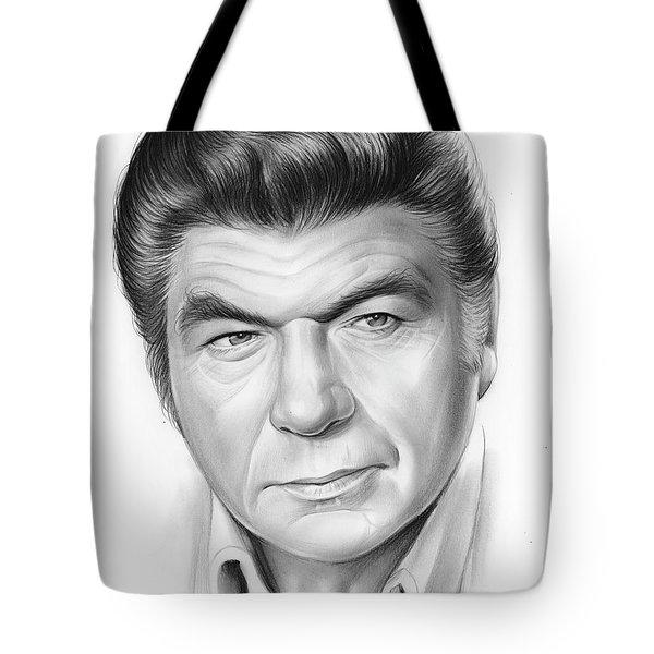 Claude Akins Tote Bag
