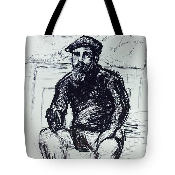 Claude Monet Tote Bag
